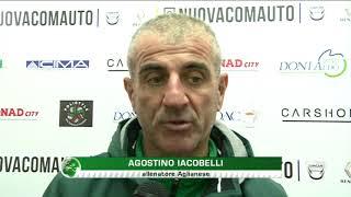 Serie D Aglianese-Trestina 0-0
