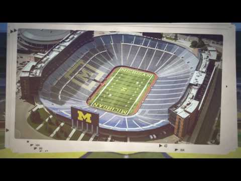 Michigan Stadium celebrates its 89th year