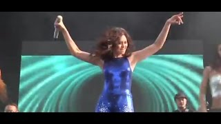 Sarah Geronimo, All-Out sa Perfect 10 Singapore Concert