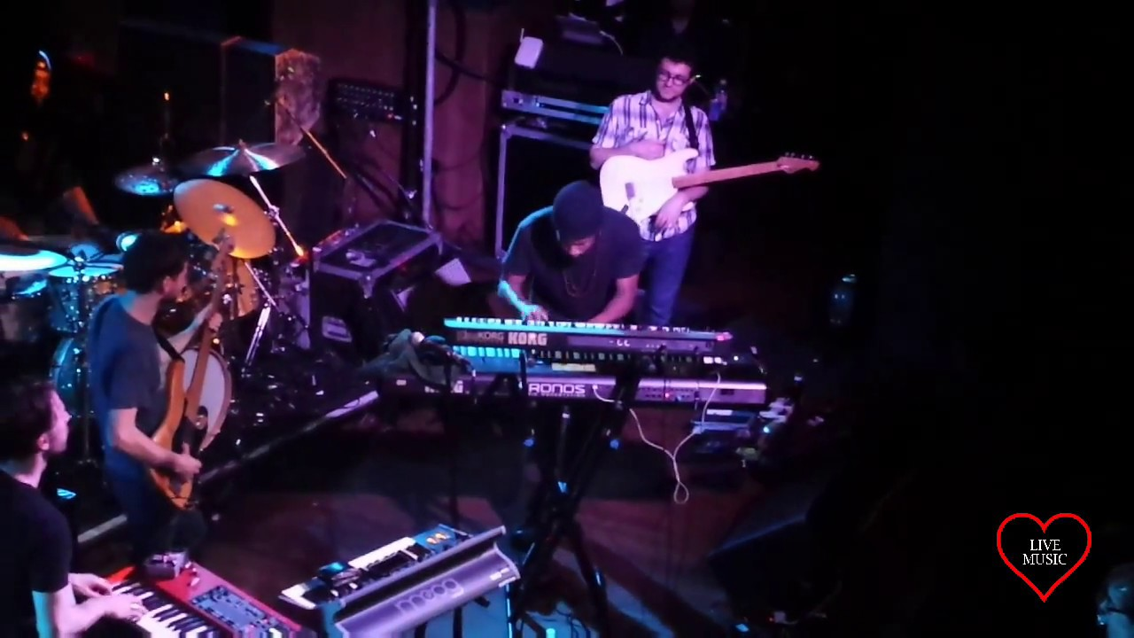 Cory Henry   Another Crazy Lingus Solo