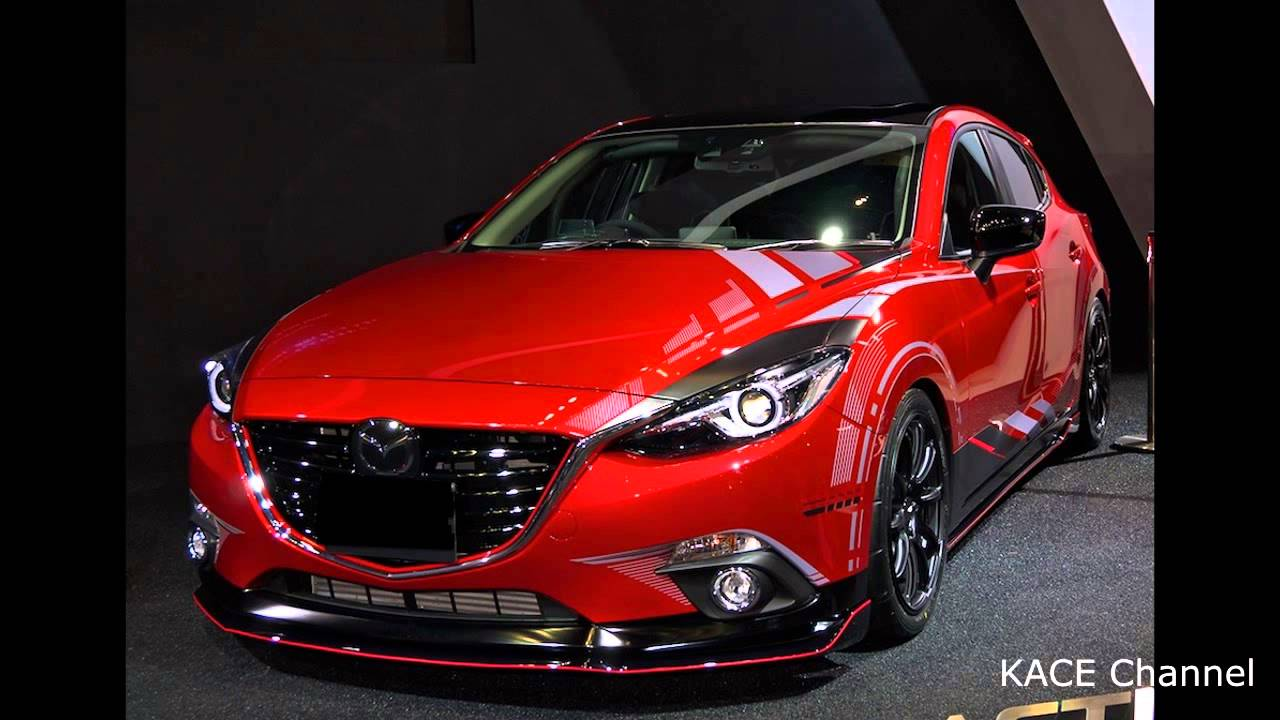 Mazda Sedan And Hatch Body Kit YouTube - Mazda 3 deportivo