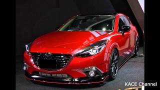 2014 Mazda 3 Sedan and Hatch Body Kit