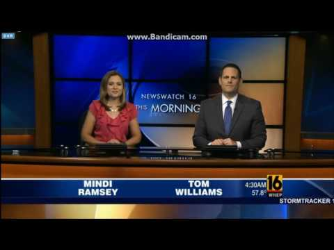 WNEP: Newswatch 16 This Morning Open--08/30/16
