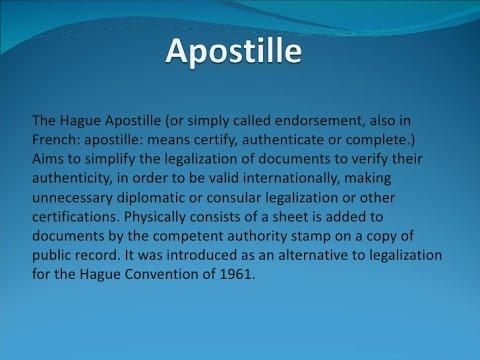 Нужен ли апостиль для документов в Австрию? Двойной апостиль?