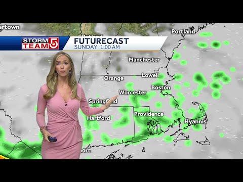 Video- Stunning Today, Stormy Tonight