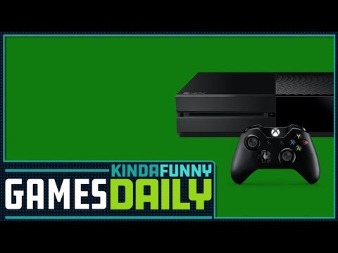 Evolving Xbox Achievements - Kinda Funny Games Daily 08.10.17