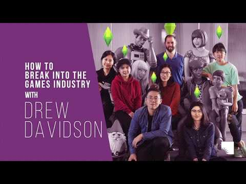 How To Break Into The Games Industry With Drew Davidson | Ann Arbor District Library