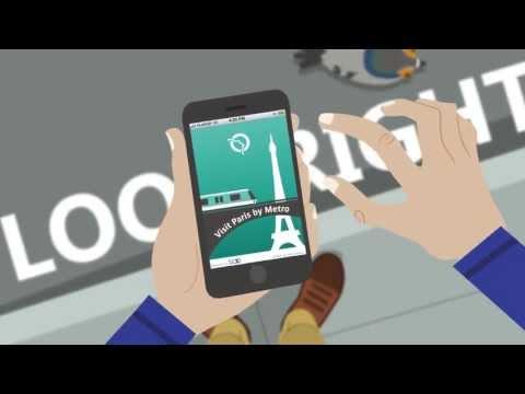 Application RATP : Visiter Paris en Métro