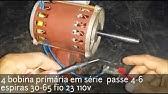 1/4 hp GE Motor - YouTube Ge Kc Kg Ac Motor Wiring Diagrams on