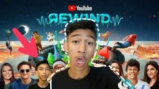 Reaction To Youtube Rewind : The Shape Of 2017 | #YouTubeRewind