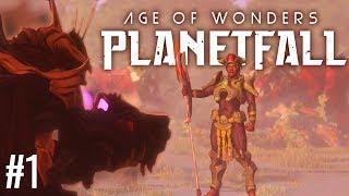 Amazon or Kir'ko? | Age of Wonders: Planetfall Gameplay