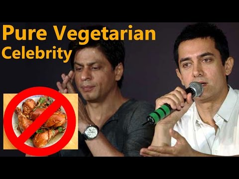 TOP 10 Vegetarian Celebrity| u won't believe.