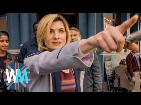 Top 3 Best Bits from Doctor Who Series 11 Ep. 3