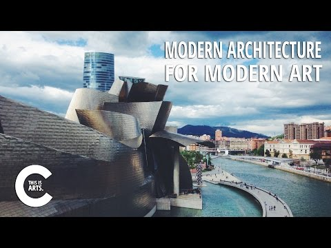 MODERN ARCHITECTURE FOR MODERN ART | CANVAS