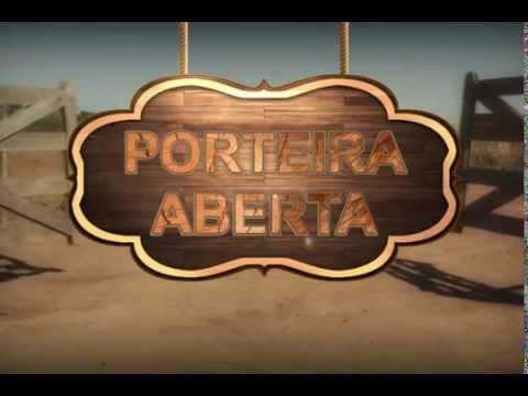 ABERTURA - PROGRAMA PORTEIRA ABERTA - TV QUERÊNCIA