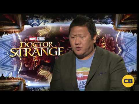 Benedict Wong Talks Doctor Strange