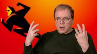 Incredibles 2 • Brad Bird Soundbites