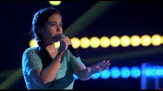 La Voz Kids | Amanda Novo canta 'Hoy' en La Voz Kids
