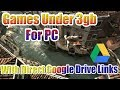 Top 10 Pc Games Under 3GB    Best Pc Games Under 3GB Size    With Download Links
