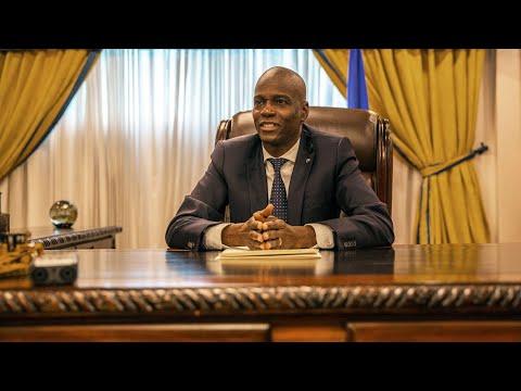 Update on the Assassination of the President of Haiti(Uploaded on YouTube Jul 13, 2021)
