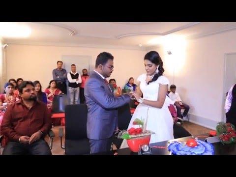 Rajeevan & Aarthie Registration