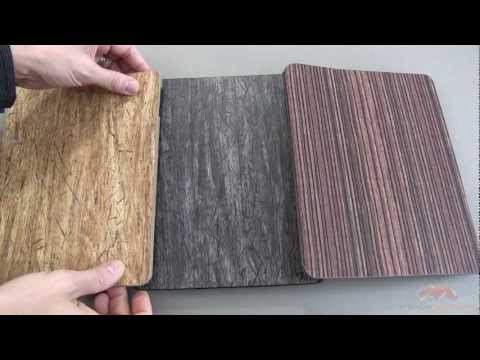 iPad Case Review: Natura Notebook Wooden Case
