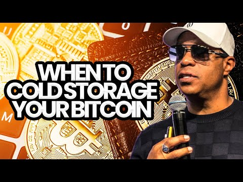 Ask Oliver // When To Cold Storage Your Bitcoin