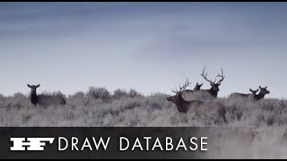 Past Hunters Draw Database : Connect with Other Tag Holders | Huntin' Fool