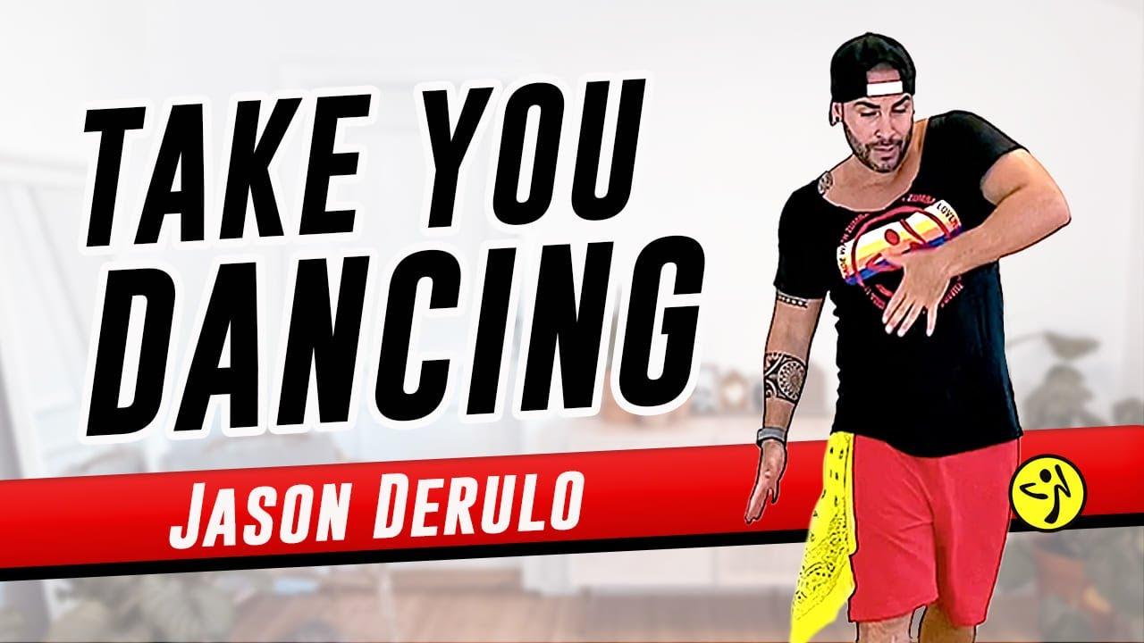 Jason Derulo - Take you Dancing Zumba / Dance fitness / Home workout