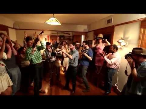 """THE DUSTBOWL REVIVAL - """"LAMPSHADE ON"""" - OFFICIAL VIDEO!"""