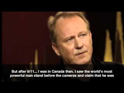 Stellan Skarsgård on religion (subtitled)