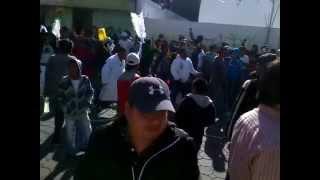 Carnaval Tenancingo, Tlaxcala 2015 4ta, 5ta Vs 2da
