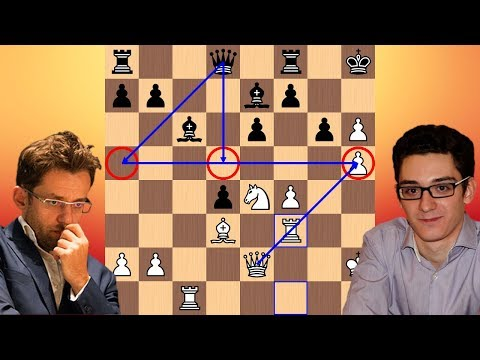 Full Steam Ahead | Levon Aronian vs Fabiano Caruana | 2018 C