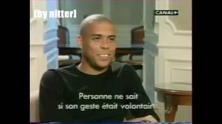 Ronaldo talk about Ronaldinho