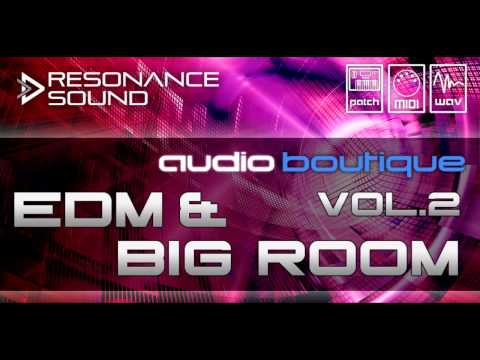 Audio Boutique - EDM & Big Room Vol.2 | Construction Kits