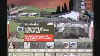 Zombie Trailer Park iPhone Gameplay Review - AppSpy.com