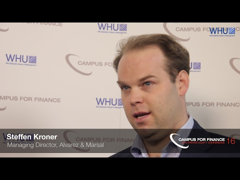 Interview with Steffen Kroner – WHU Private Equity Conference 2016