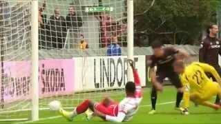 FC Utrecht.TV: Exclusieve wedstrijdbeelden van Jacob Mulenga
