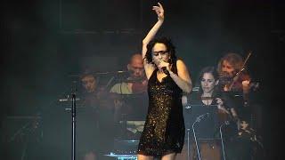 """ריטה - """"שרה ברחובות"""" בהופעה במצדה ב""""פסטיבל התמר"""" 2018"""