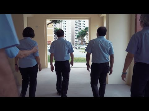 Walking With Singapore: The Road Ahead