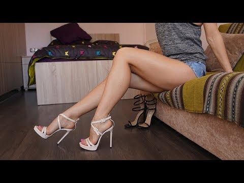 I walk on my high heels and show my pretty feet from YouTube · Duration:  7 minutes 45 seconds