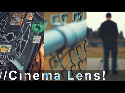 Rokinon 85mm T1.5 Cine Lens | Cinematography Test 4