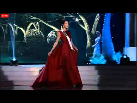 Miss Universe 2014 Top 16 After Preliminary Competition
