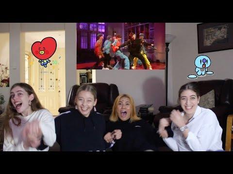 BTS (방탄소년단) SNL Performance Reaction!