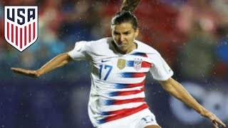 Tobin Heath - All Goals USWNT | 2008 - 2018