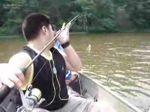 Burke lake park youtube for Burke lake fishing