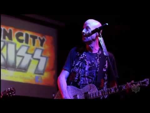 Larger Then Life - Sin City Kiss with Bob Kulick
