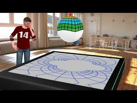Riemannsche Zahlenkugel und Möbius Transformation 3 ► Die Inversion
