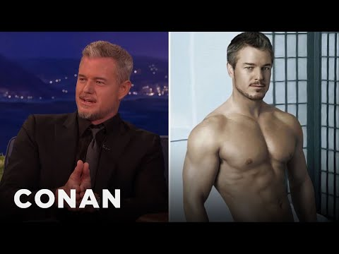 "Eric Dane Didn't Take ""McSteamy"" Seriously   CONAN on TBS"