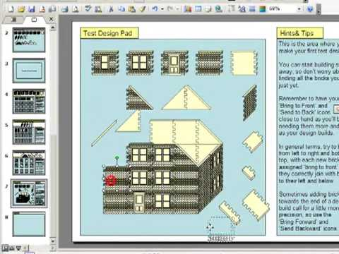 Making Linka Model Plans Using Powerpoint At Youtube